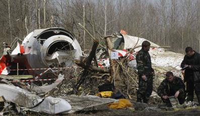 Wrak Tu-154M
