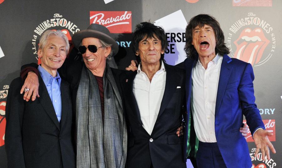 Londyńskie koncerty The Rolling Stones wyprzedane w 7 minut