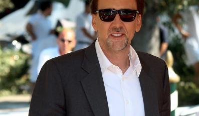 "Nicolas Cage nową gwiazdą serii ""Left Behind"""