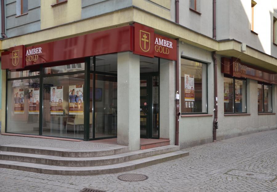 Siedziba Amber Gold