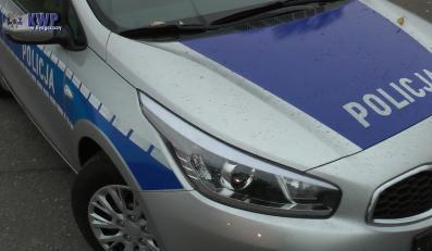 Nowa kia cee'd w barwach polskiej policji
