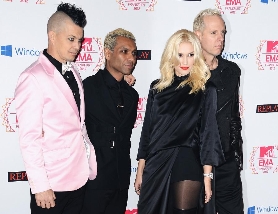 Gwen Stefani wkurzona brakiem zainteresowania dla No Doubt