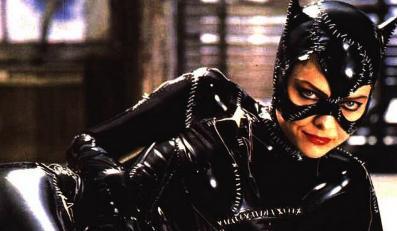 Michelle Pfeiffer jako Kobieta Kot w  quot;Powrocie Batmana quot; 1992