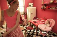 Magdalena Berus w filmie Bejbi blues