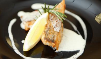 Ryba w sosie