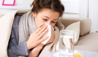 Szczyt zachorowań na grypę
