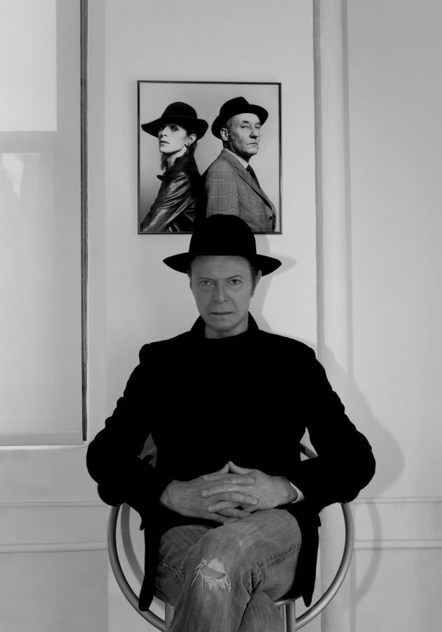 David Bowie na pierwszym zdjęciu z sesji do nowej płyty