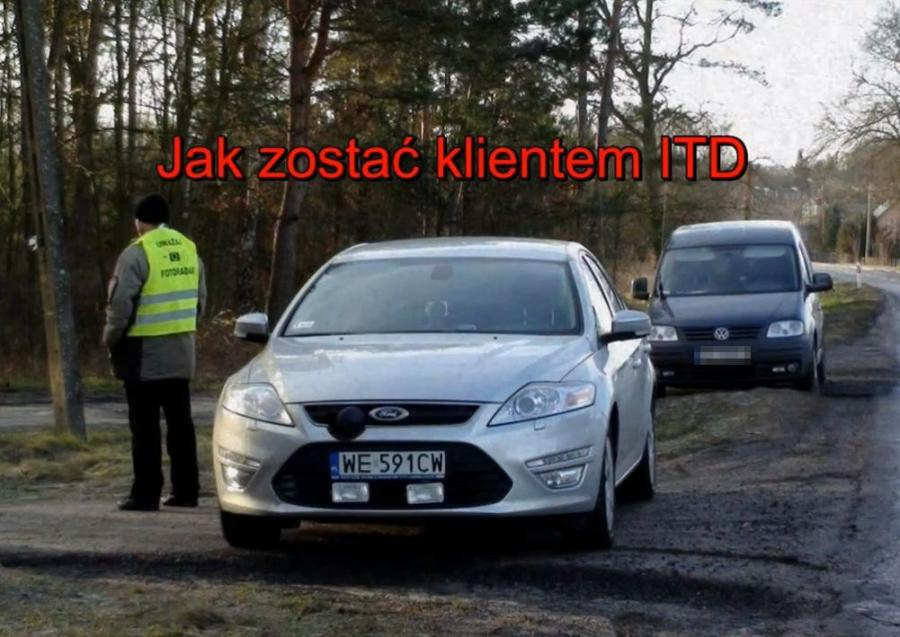 Samochód ITD