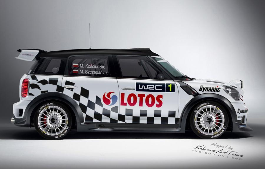 MINI Cooper WRC