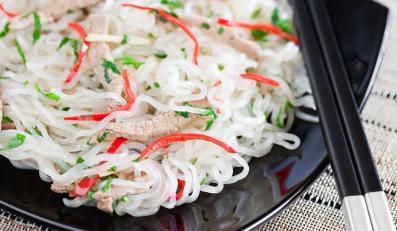 Skinny noodles to najmniej kaloryczny makaron na świecie