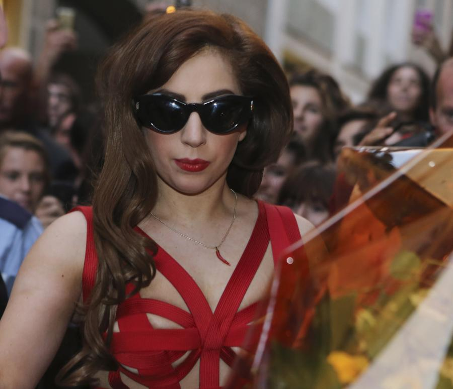 Lady GaGa kręci pierwszy klip wyłącznie dla widzów dorosłych