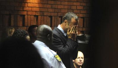 Oscar Pistorius przed sądem