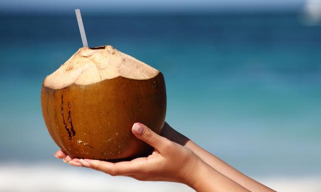 Woda kokosowa daje moc... zdrowia! Przekonaj się sam