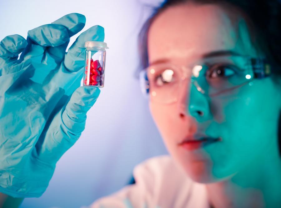 Naukowcy szukają nowych antybiotyków
