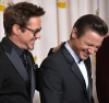 Avengersi w cywilu –Robert Downey Jr. i Jeremy Renner