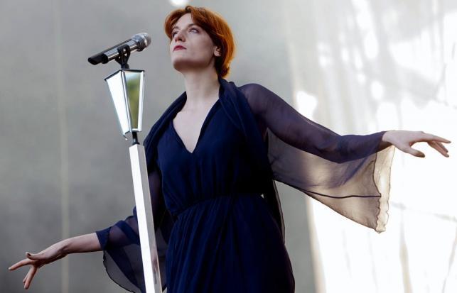 Florence and the Machine pierwszą gwiazdą Coke Live Music Festival 2013