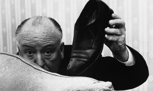 Hitchcock wiecznie żywy i znów modny. ZDJĘCIA!