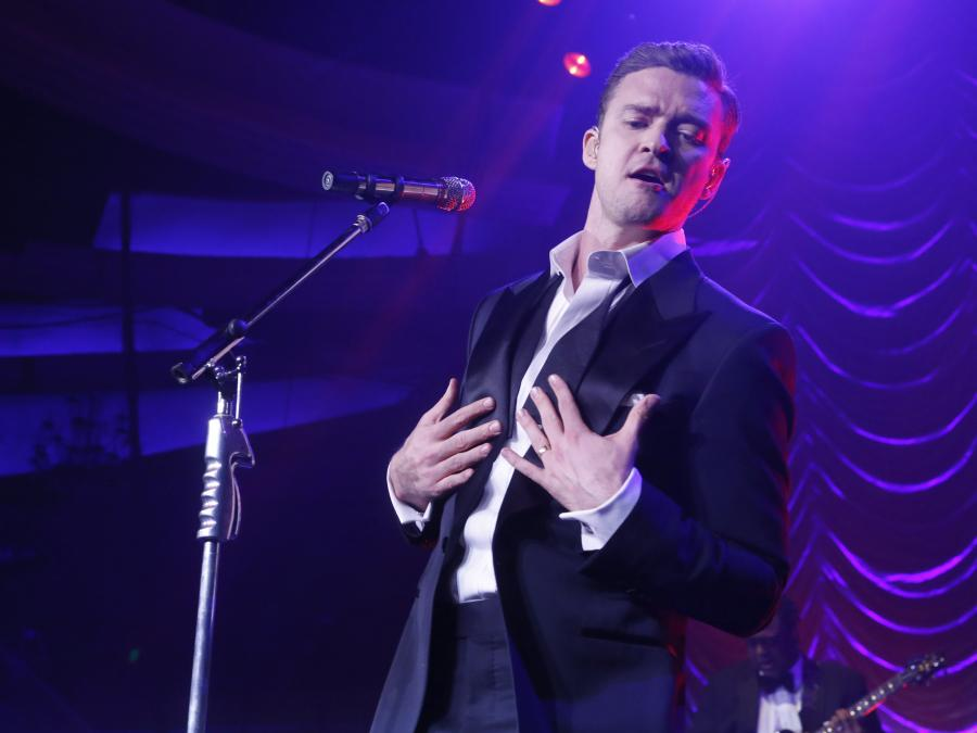 Justin Timberlake za darmo w iTunes