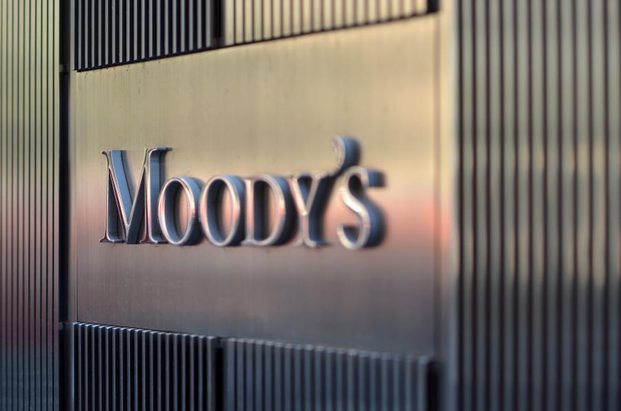 Siedziba agencji Moody\'s