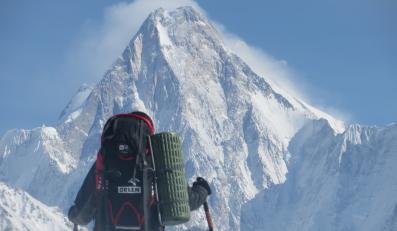 Wspinaczka na Broad Peak