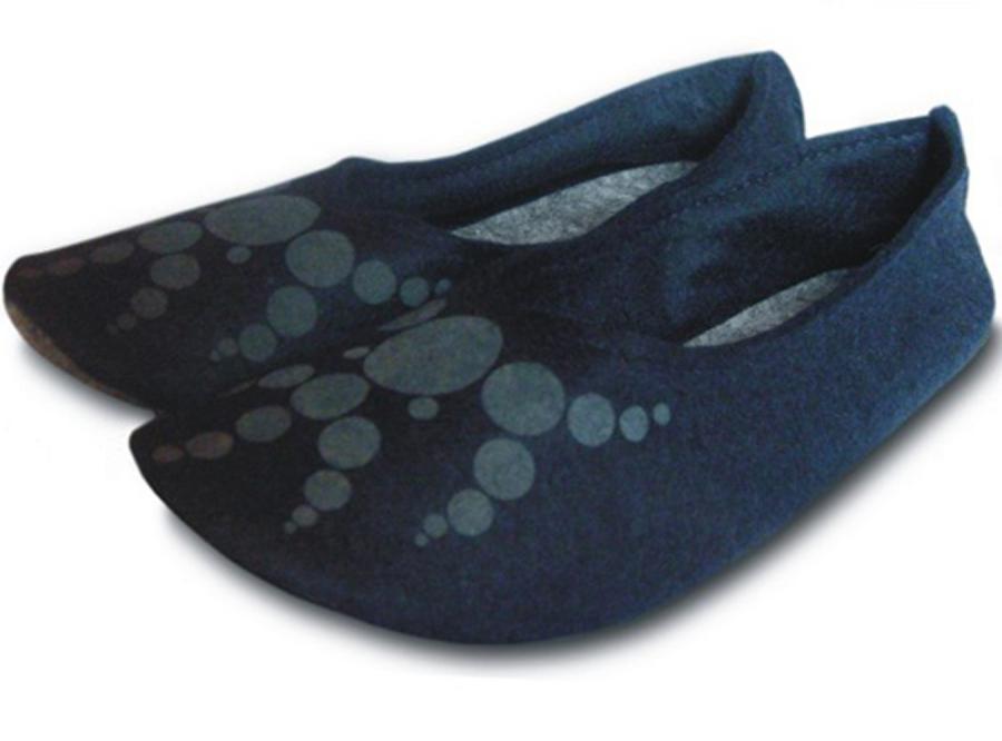 Zamiast gumofilców - pantofilce