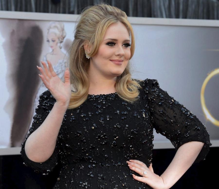 Polscy fani Adele uczczą jej 25. urodziny