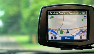 GPS zburzył dom