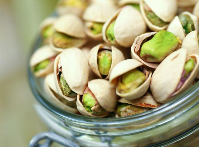 Orzechy pistacjowe
