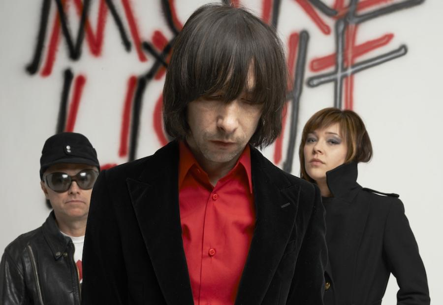 Bobby Gillespie i jego Primal Scream