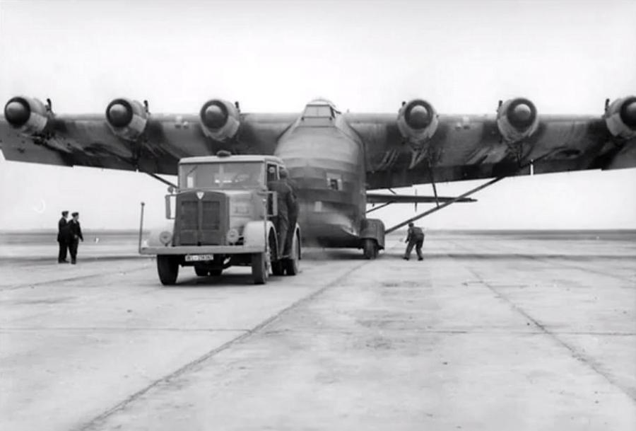 Me 323e-2 из i/tg 5 восточный фронт, осень 1943г