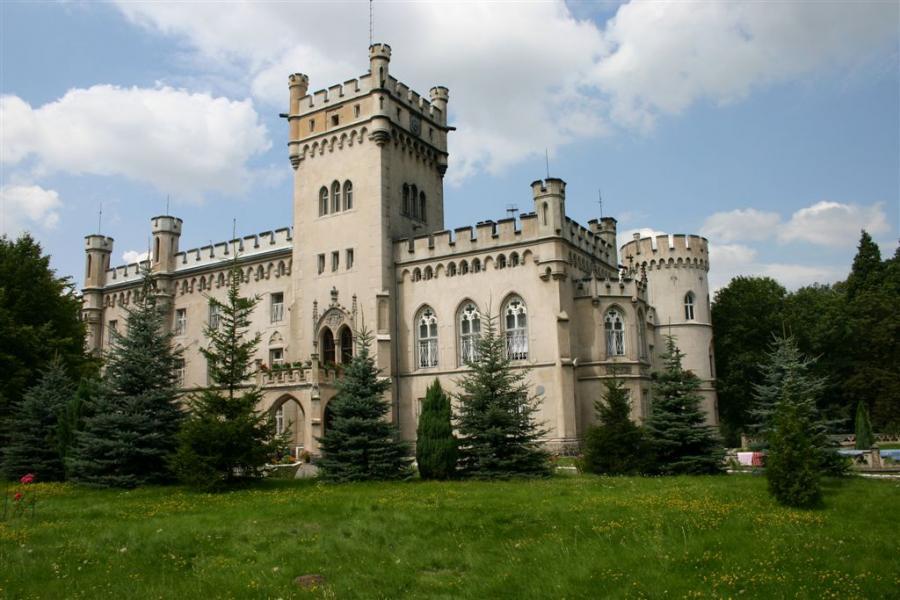 Pałac w Jędrzejowie