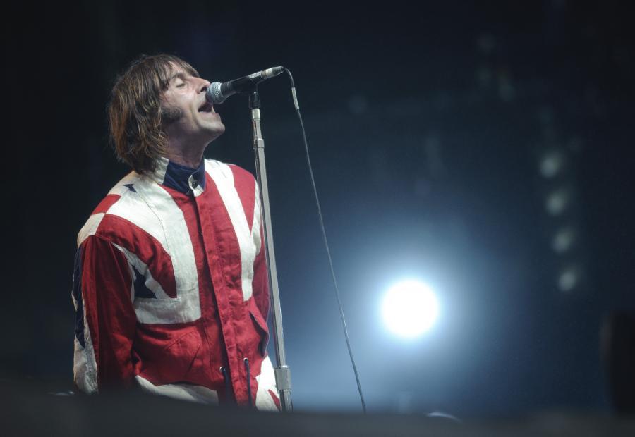 Liam Gallagher i jego zespół Beady Eye wystąpią w brytyjskim \