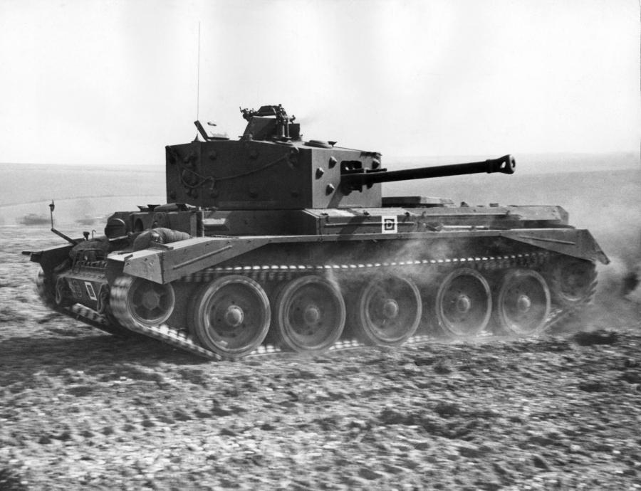 Czołg Cromwell
