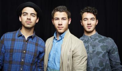 Z Jonas Brothers jak za pierwszym razem