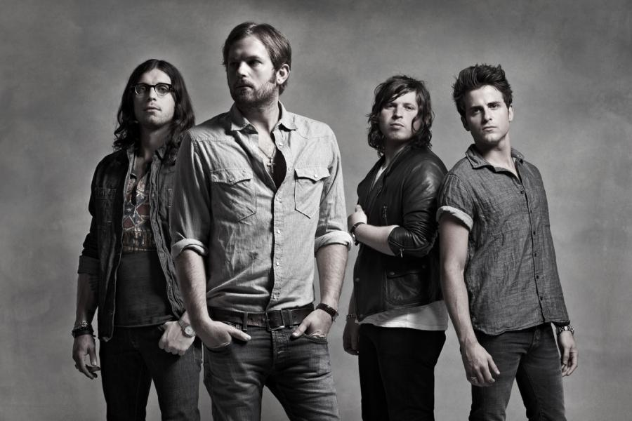 Kings of Leon numerem jeden na UK Charts