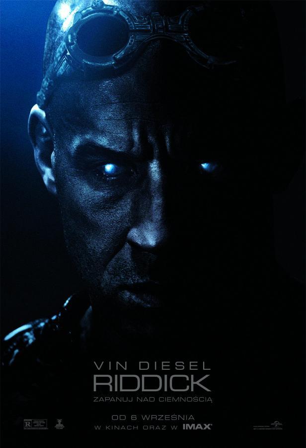 Vin Diesel jako Riddick