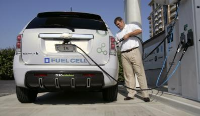 Chevrolet Equinox Fuel Cell