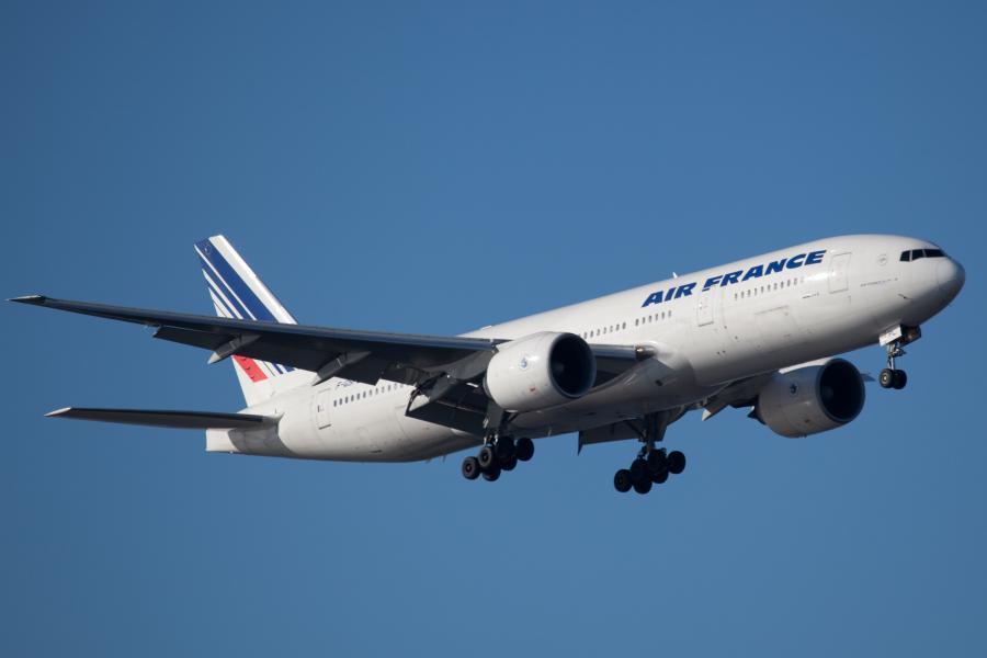 Samolot Air France