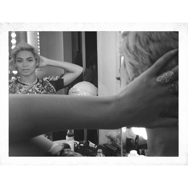 Beyoncé prawie jak chłopak
