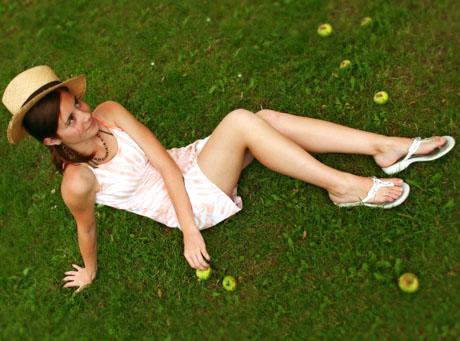 Gdy twoja nastolatka chce mieć gładkie nogi