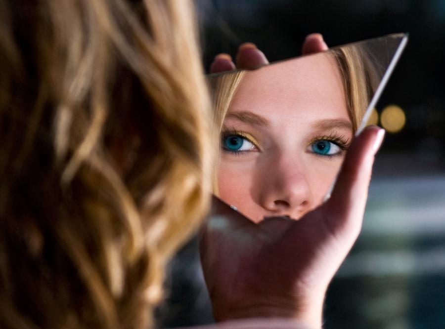 Kiedy w lustrze widzisz potwora