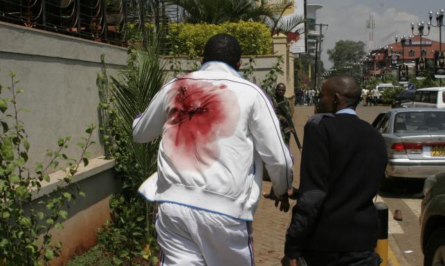 Krwawy atak na centrum handlowe. Napastnicy wzięli zakładników.[AKTUALIZACJA]