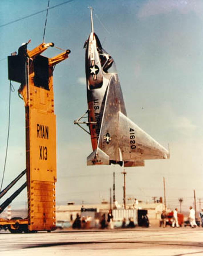 Ryan X-13 Vertijet