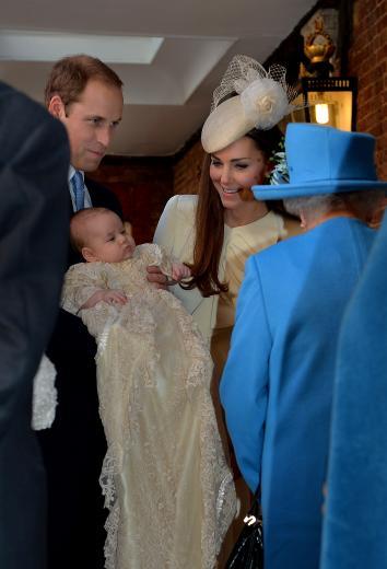 Chrzest Royal Baby