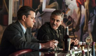 "George Clooney w filmie ""The Monuments Men"""