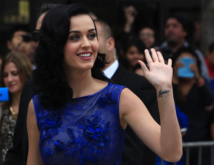 1. Katy Perry – 135 milionów dolarów