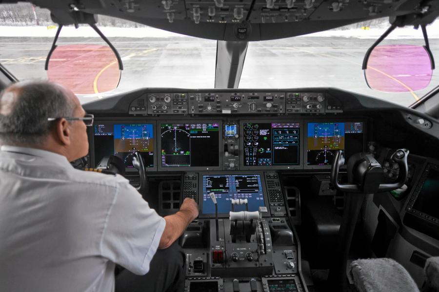 Samolot Boeing 787