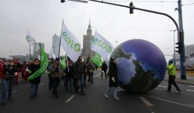 Marszu dla Klimatu i Sprawiedliwości Społecznej