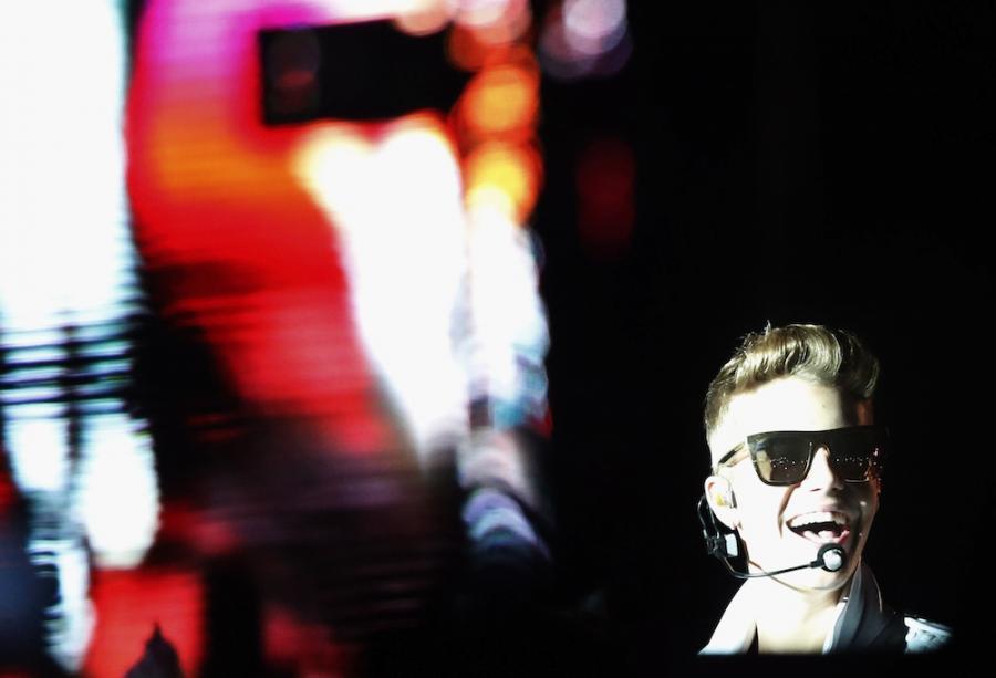 Justin Bieber zaprezentował klip do \
