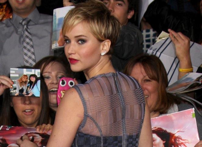 Wielomilionowy kontrakt Jennifer Lawrence